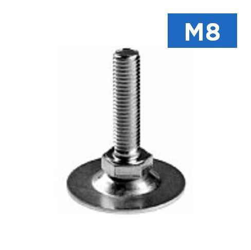 M8 All Metal Adjustable Feet