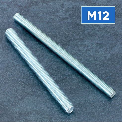 M12 All Thread and Studs
