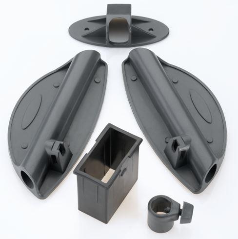 Beam Desk & Flipchart Fittings