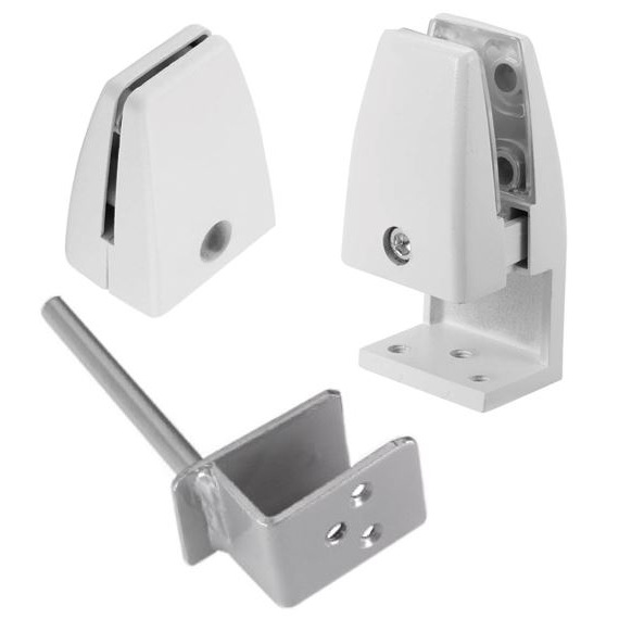 Desk Screen Brackets