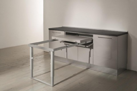 Pull Out Kitchen Table bpf - pull out drawer tabletop kitchen table - buy online
