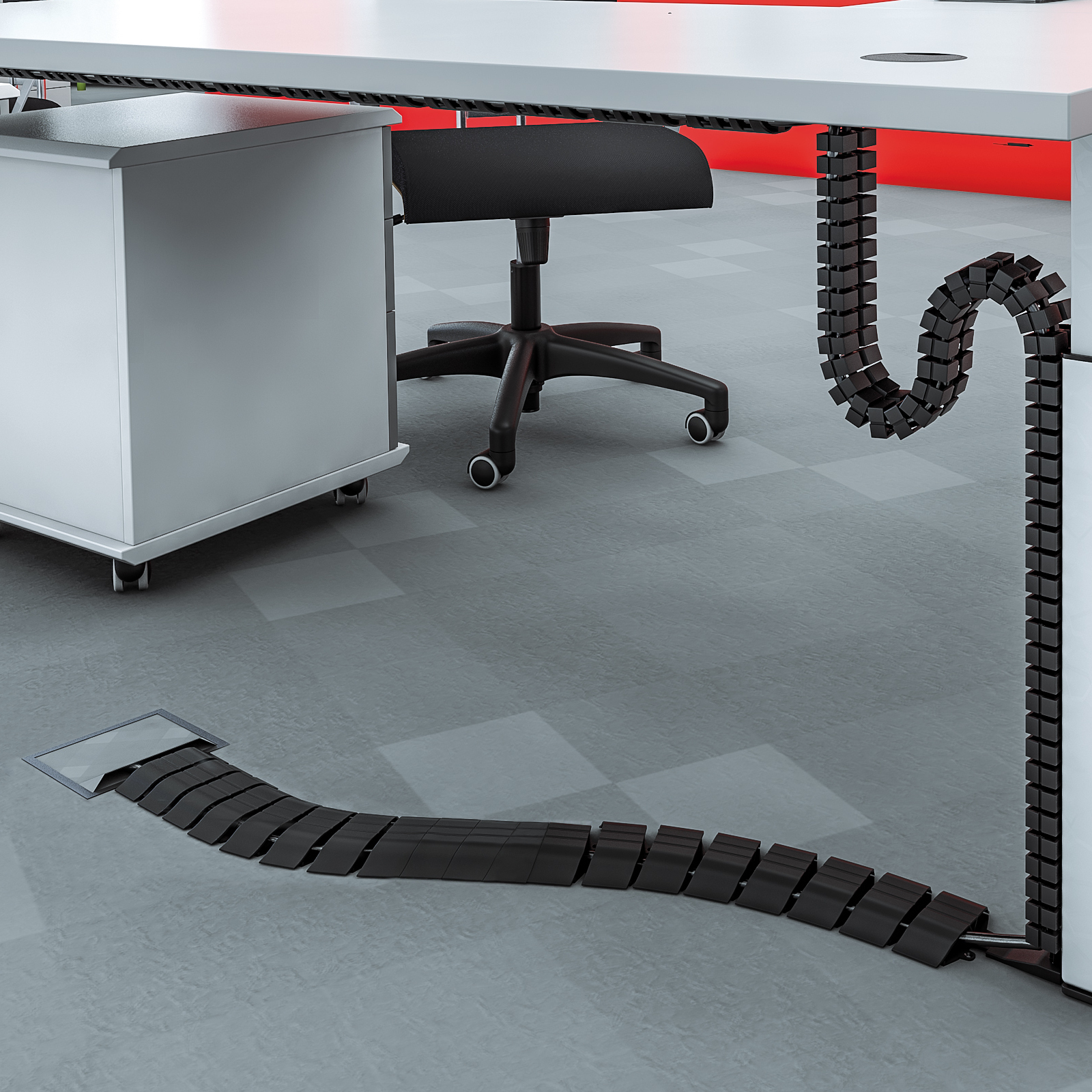 Floor Trunking & Extrusion