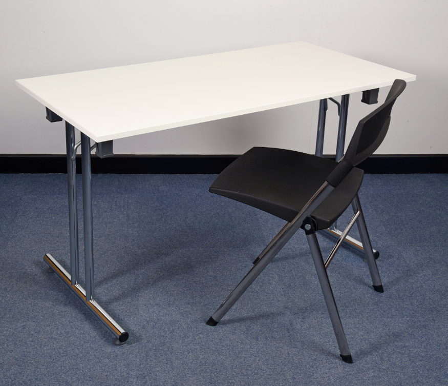 Folding Table Legs & Components