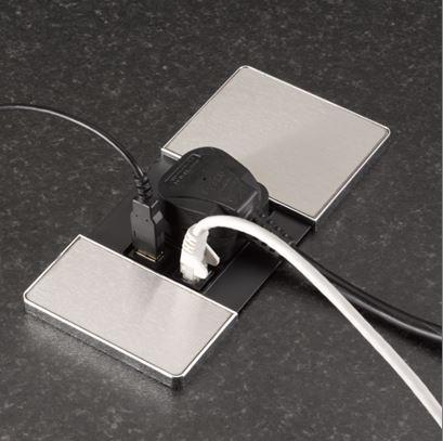 Worktop & Countertop Sockets