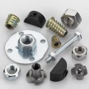 Threaded Fasteners, Screws, Nuts & Bolts