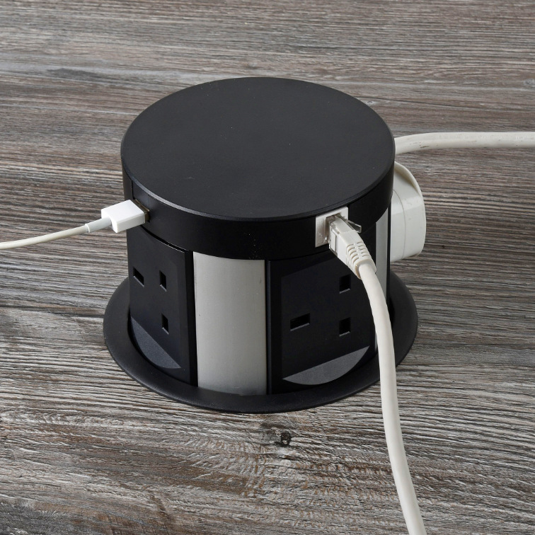 Automatic Pop Up Sockets