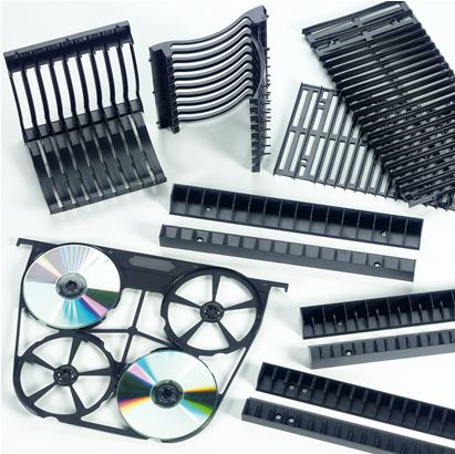 CD, DVD & Media Storage