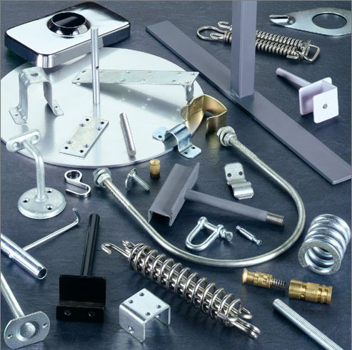 Metal Components & All Thread