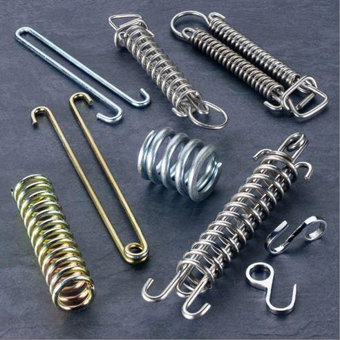 Metal Springs & Hooks