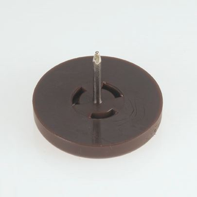 Tap-In Nail Glides With Nylon Bases