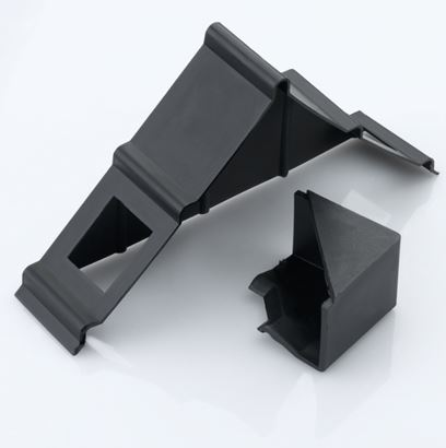Plastic Corner Protectors Amp Edge Guards For Packaging Bpf