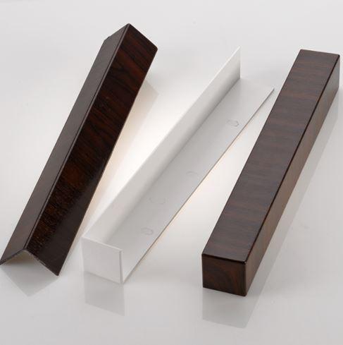 PVC Fascia Corners & Joints