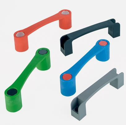 Pull Handles 132mm Hole Centres