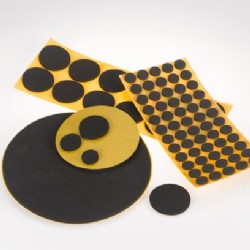 Round Adhesive Anti Slip Feet