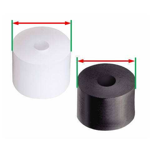 Plastic Washers Amp Spacers Nylon Or Hdpe Buy Online Bpf