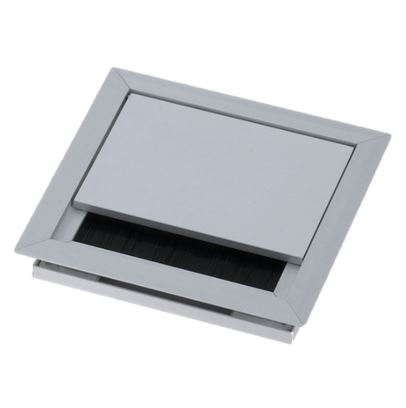 Desk Grommets for Square Holes