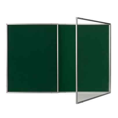 Tamperproof Felt Noticeboards