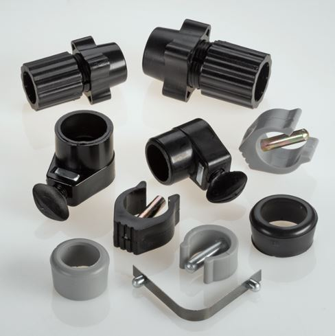 Telescopic Fittings & Tube Adjusters