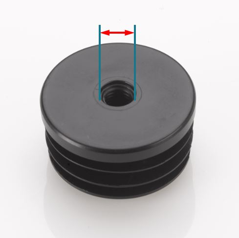 Round Threaded Tube Inserts | By Thread Form