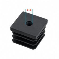 Square Threaded Tube Inserts | By Thread Form