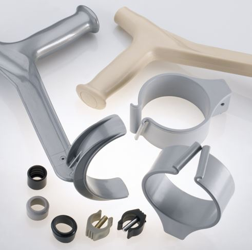 Mobility Frame Fittings & Components