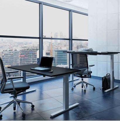 K20 Sit/Stand Height Adjustable Desk Frames